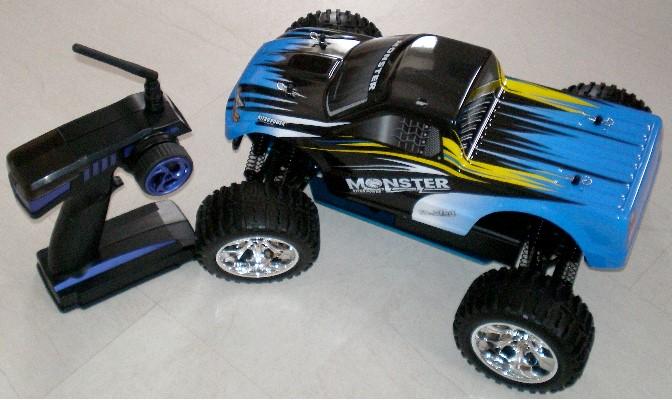 rc monstertruck 3 0 ccm benzin motor verbrenner 70 km h 2. Black Bedroom Furniture Sets. Home Design Ideas