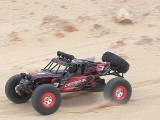 RC 4 WD Allrad Dune Buggy 2,4 GHZ voll gefedert einstellbar RTR