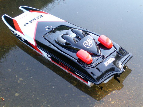 RC Speed-Boot 81cm 2x 390 Motoren 2,4 GHZ Lipo Akku Set Fernsteuerung