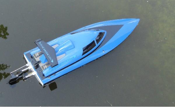 RC Speedboot 2,4 GHZ Rennboot Boot selbstaufrichtend Wasserdicht