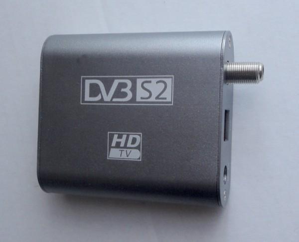 DVB-S2 DVB-S USB 2.0 TV Karte Box mit Fernbedienung