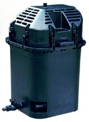 Außenfilter für Aquarien bis 2000 Liter inkl. 11 Watt UVC Klärer